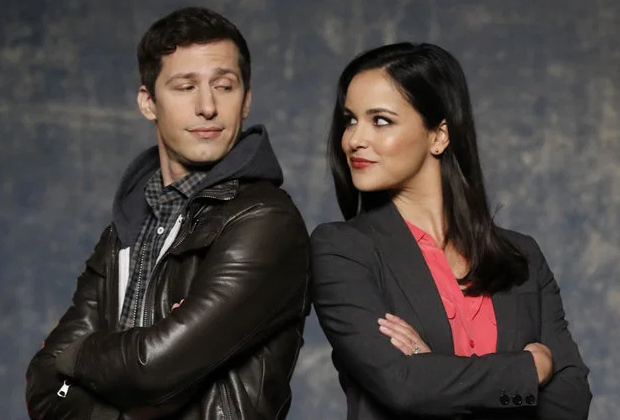 'Brooklyn Nine-Nine' - Jake and Amy