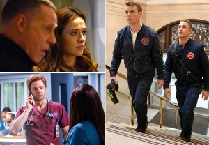 Chicago Fire PD Med Renewed