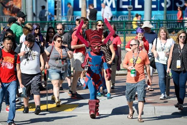 Comic-Con Cancelled Coronavirus