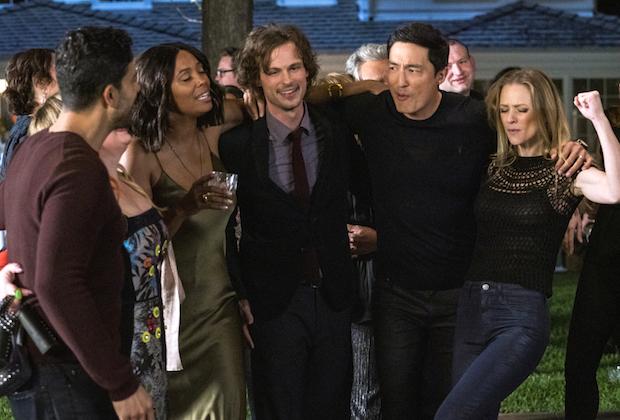 Criminal Minds Series Finale