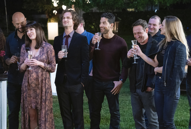 Criminal Minds Recap Series Finale