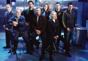 CSI Revival Cast