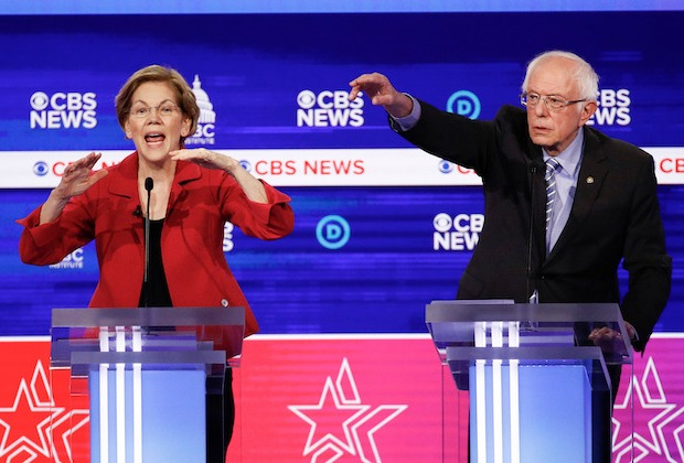 TV Ratings Democratic Debate Charleston