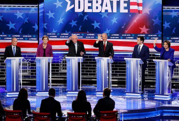 Democratic Debate Results Poll