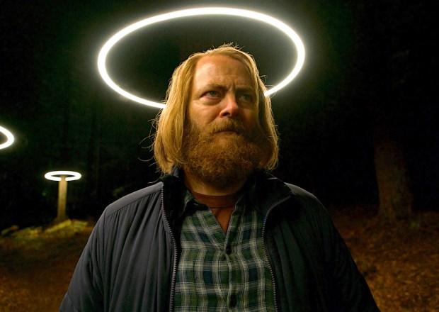 Devs FX Hulu Forest Nick Offerman