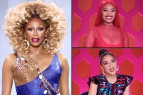 RuPaul's Drag Race Season 12 Trailer: Nicki Minaj, Alexandria Ocasio-Cortez and More Guest Judges Ru-vealed