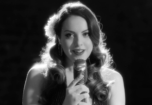 Dynasty Elizabeth Gillies Singing