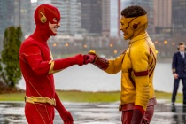 The Flash Photos: A 'New' Wally West Returns for Pivotal Mythology Episode — Plus, Cisco Completes His Mission