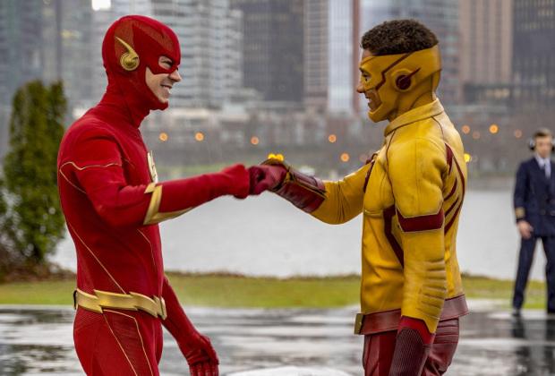Flash 6x14 Wally Returns