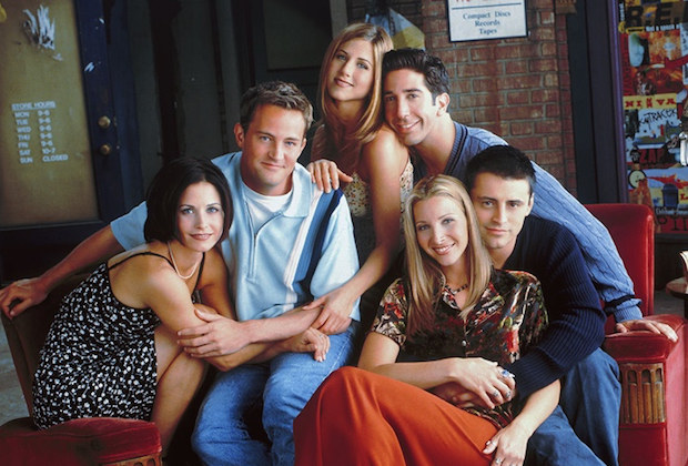 'Friends' Reunion on HBO Max