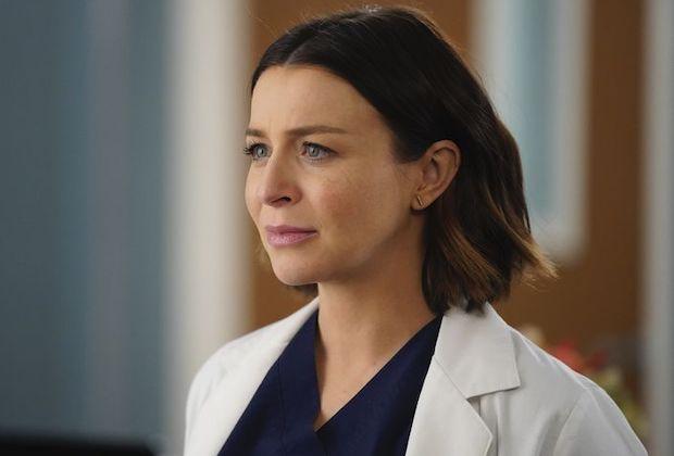 Greys Anatomy Recap Season 16 Episode 13 Amelia Paternity Test