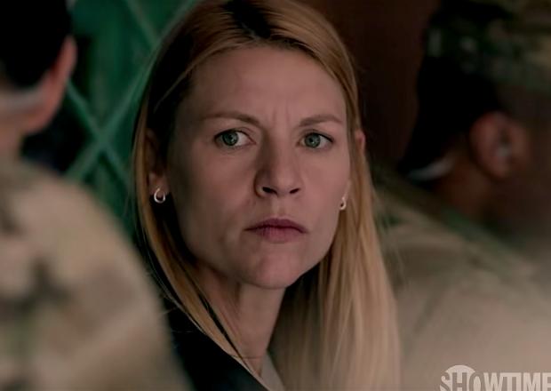 Homeland Carrie Season 8 Premiere