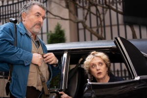 Hunters Carol Kane Saul Rubinek Performance Season 1