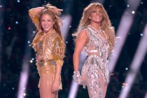 Jennifer Lopez and Shakira Team Up for Super Bowl 54 Halftime Show — Watch