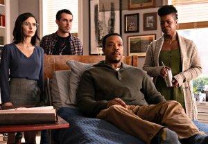 TV Ratings Lincoln Rhyme