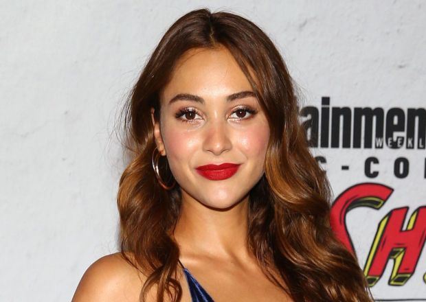 Lindsey Morgan Walker The CW