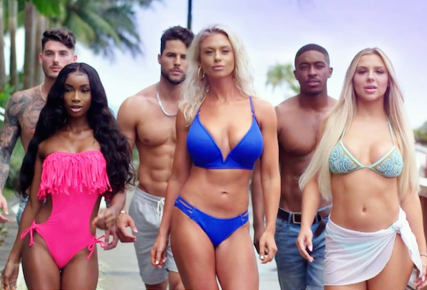 Love Island Season 2 Premiere Date Airing 6 Nights A Week Tvline Single hopefuls looking for love complete tasks, couple off and get voted out week by week. love island season 2 premiere date