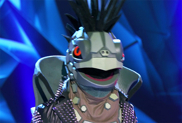 The Masked Singer Turtle s Identity Revealed Nick Carter Interview TVLine