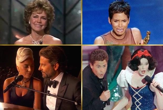 Oscars Memorable Moments