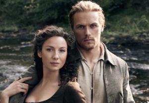 Outlander SEason 5 Premiere Sam Heughan Interview