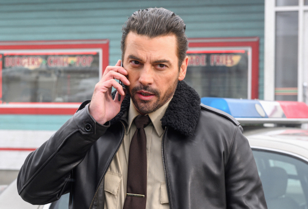 Riverdale Skeet Ulrich Leaving FP Jones