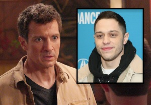Pete Davidson Fillion Brother