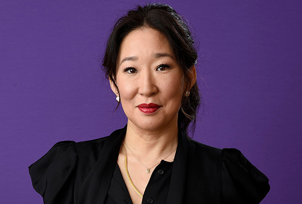 Sandra Oh Netflix
