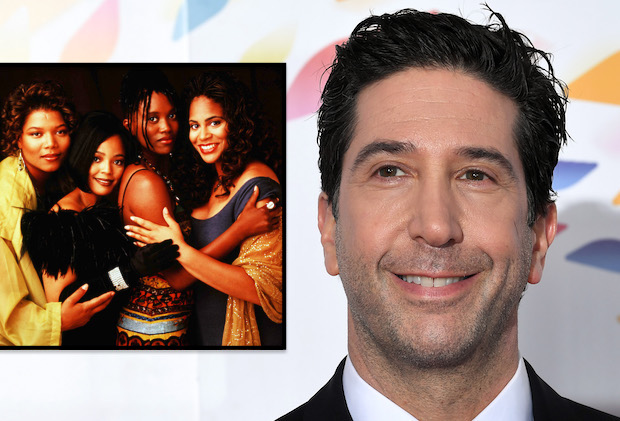 David Schwimmer Friends Living Single Apology