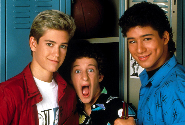 Screech in 'Saved by the Bell' Revival