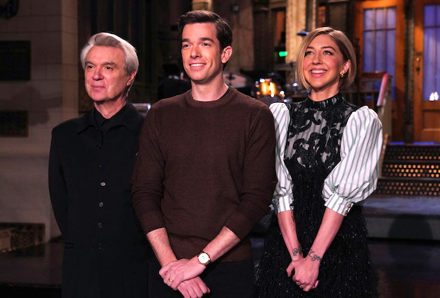 'SNL' John Mulaney, David Byrne - Season 45