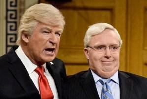 Trump 'SNL' Impeachment Trial Cold Open