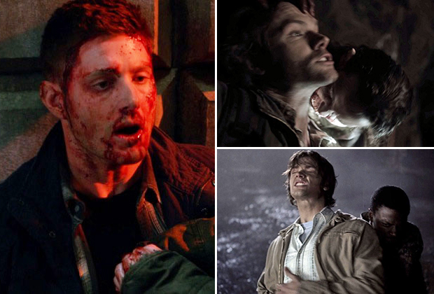 Supernatural Dean Sam Deaths