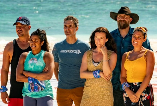 Survivor: Winners at War' Premiere Recap: Season 40, Episode 1 | TVLine