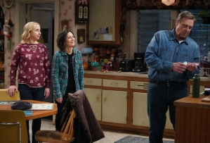 'The Conners' 2x12 - Becky, Darlene and Dan