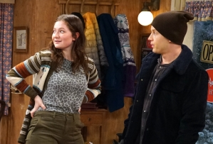 'The Conners' - Emma Kenney, Noel Fisher