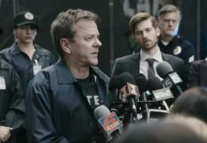 The Fugitive Kiefer Sutherland