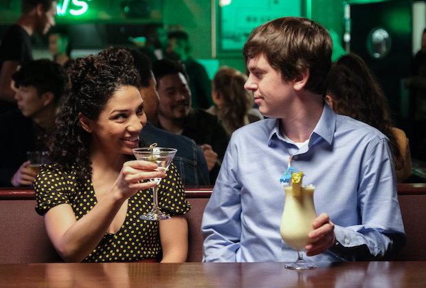 'The Good Doctor' 3x15 - Shaun and Carly