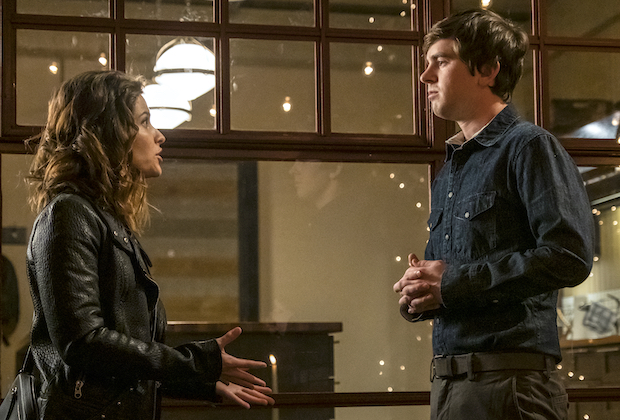 'The Good Doctor' 3x16 - Shaun and Lea