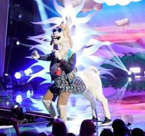 The Masked Singer Recap Season 3 Episode 2 Llama Unmasked