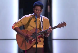 The Voice Recap Thunderstorm Artis Cammwess Blind Auditions