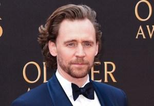 Tom Hiddleston Netflix White Stork