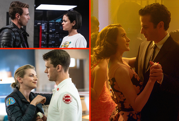 TV Characters Who Should Be Couples