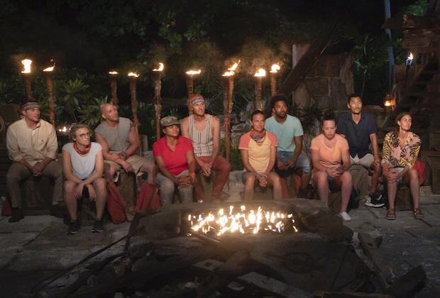 TV Ratings Survivor Winners War