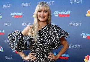 Americas Got Talent Heidi Klum Sick Season 15