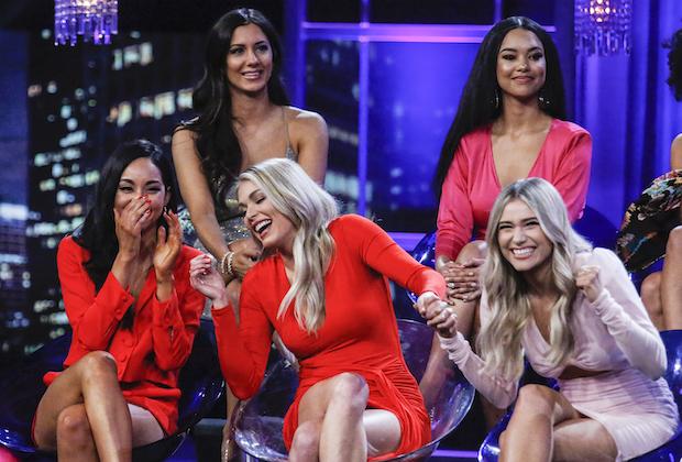 TV Ratings Bachelor Women Tell All