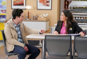 ben feldman america ferrera superstore season 5 episode 19