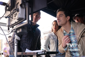 Ben Feldman directing 'Superstore' Season 5
