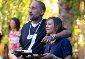#blackAF Netflix Kenya Barris Rashida Jones