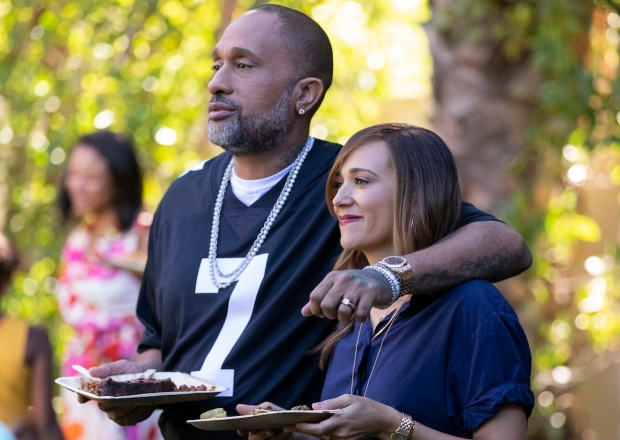 #blackAF Netflix Kenya Barris Rashida Jones