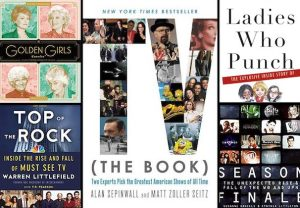 Books About TV Reviews
